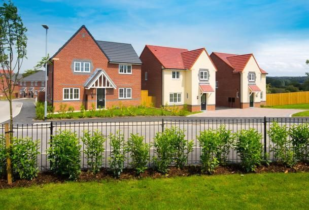Thumbnail Detached house for sale in The Spinnings, Kirkham, Preston