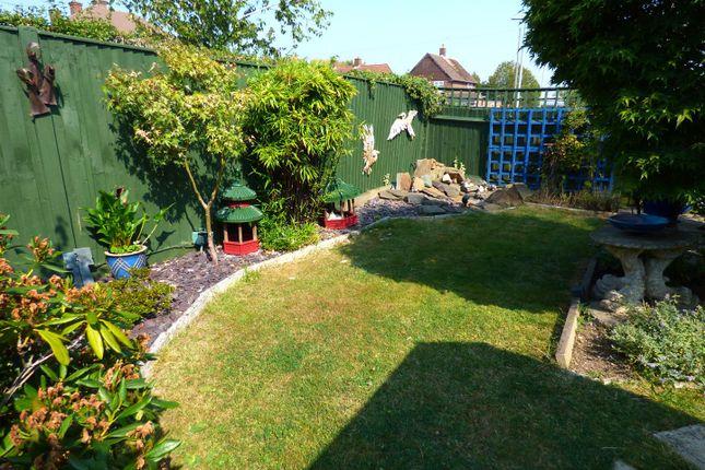 Gardens of Norfolk Gardens, Borehamwood WD6