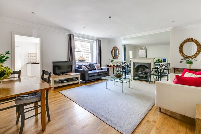 Thumbnail Flat to rent in Lansdowne Crescent, London