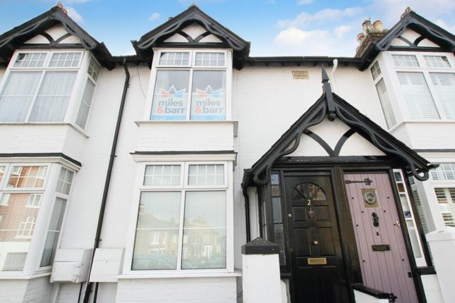 Thumbnail Terraced house to rent in West Cliff, Whitstable