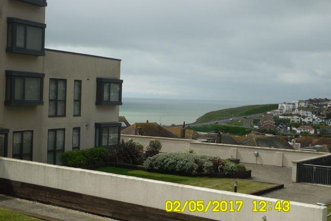 Thumbnail Flat to rent in Suez Way, Saltdean, Brighton