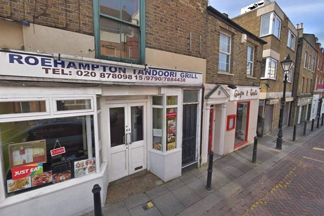 Restaurant/cafe for sale in Roehampton High Street, London