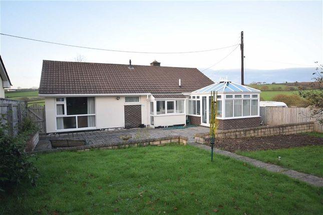Thumbnail Detached bungalow for sale in Calvesford Road, Torrington