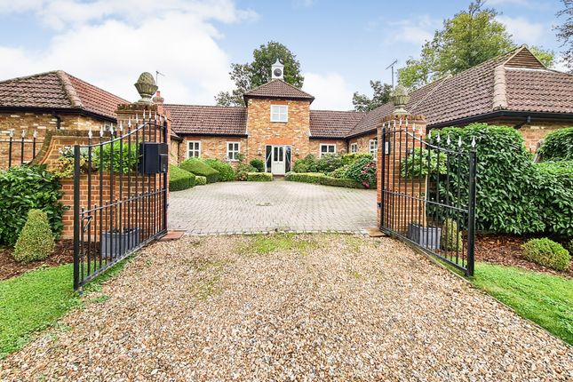 Thumbnail Property for sale in Magna Carta Lane, Wraysbury, Staines