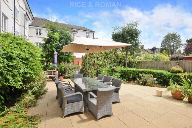 Thumbnail Flat to rent in Bradbury Court, Raynes Park, London