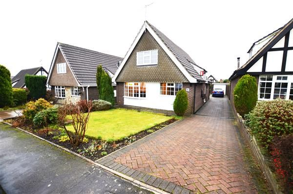 Thumbnail Bungalow to rent in Beaumaris Close, Palmers Green, Stoke-On-Trent