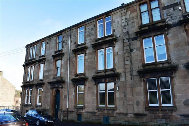 Thumbnail Flat for sale in Flat 2/2, 37, Bank Street, Greenock, Renfrewshire