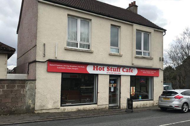 Thumbnail Retail premises for sale in Main Street, Fauldhouse