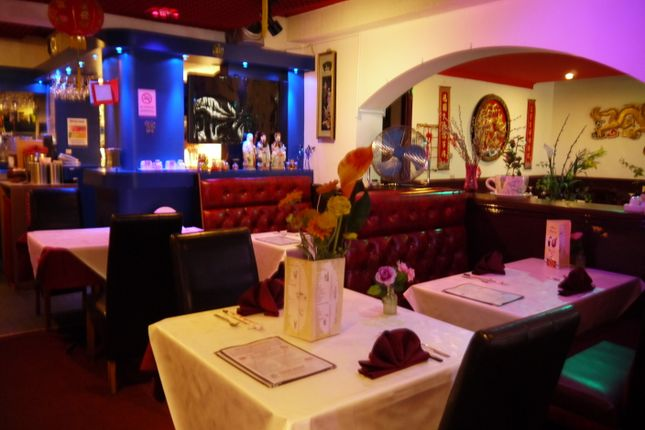 Thumbnail Property for sale in Restaurants S40, Derbyshire