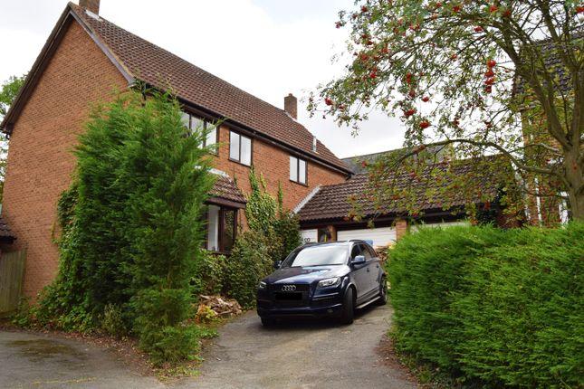 Thumbnail Property to rent in Baldwins Close, Bourn, Cambridge
