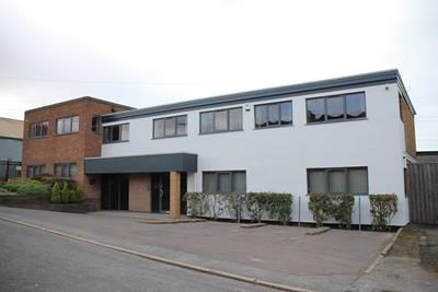 Thumbnail Office to let in Hawcliffe Court, Hawcliffe Road, Loughborough, Leicestershire