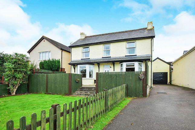 Thumbnail Detached house for sale in Exeter Road, Kingsteignton, Newton Abbot