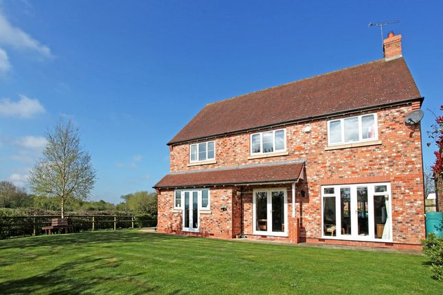 Thumbnail Detached house to rent in The Brickall, Long Marston, Warwickshire
