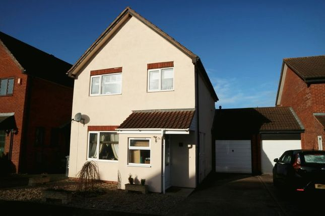 Thumbnail Detached house for sale in Poplar Road, Taunton