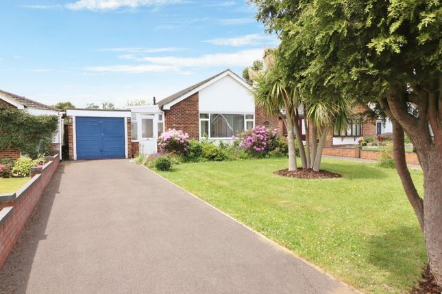 Detached bungalow for sale in Mapleton Road, Hedge End, Southampton