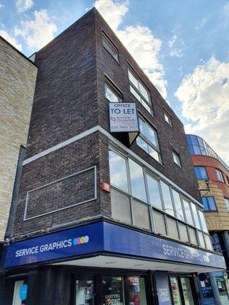 Thumbnail Office to let in 1st Floor Rear, 141-143 King Street, Hammersmith, London