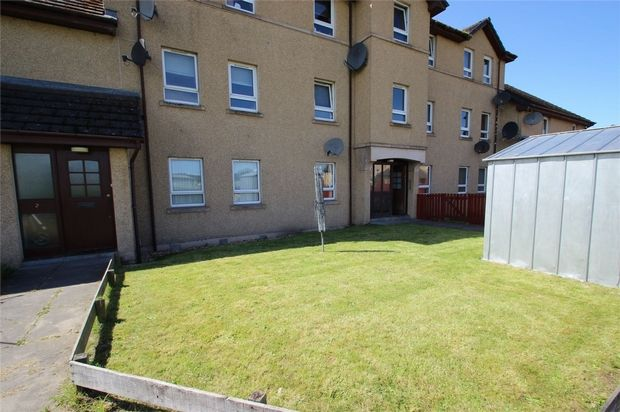 Thumbnail Flat to rent in Ashgrove Square, Elgin, Moray