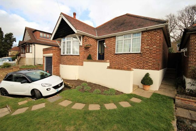 Thumbnail Detached bungalow for sale in St. Charles Road, Brentwood