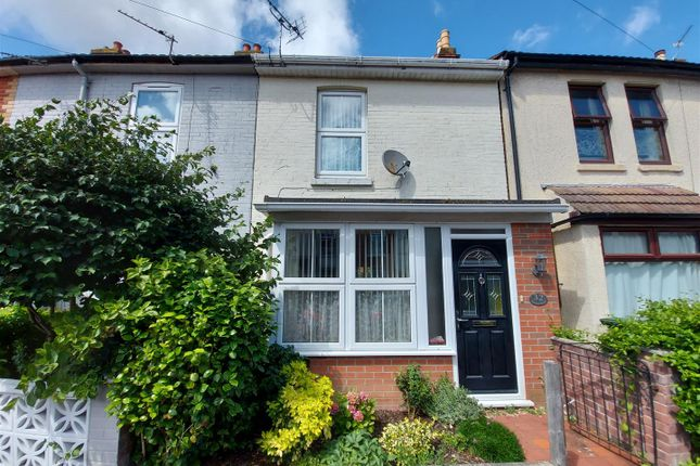 3 bed terraced house for sale in Gordon Road, Fareham PO16