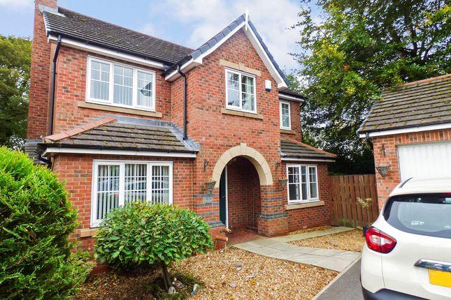 Thumbnail Detached house for sale in Bainbridge Close, Consett