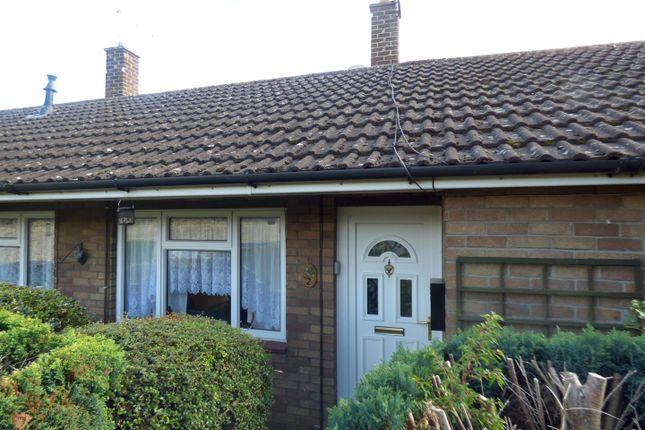 Thumbnail Bungalow for sale in Allington Close, Bainton, Stamford