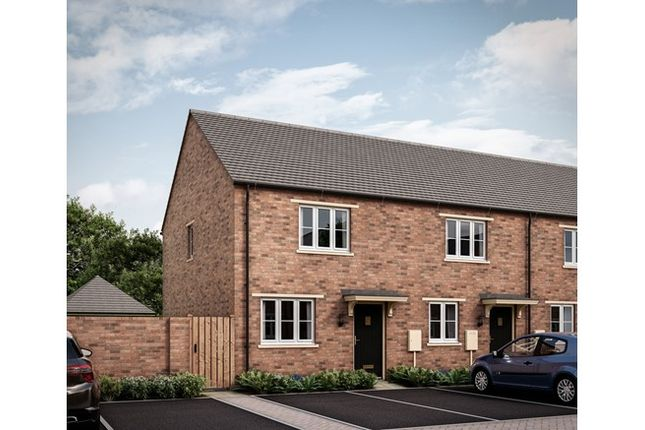 2 bedroom semi-detached house for sale in Plots 279, 280 And 301, 3, 5 And 12 Betts Close, Ashby De La Zouch, Leicestershire
