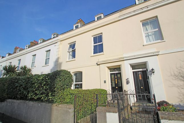 Thumbnail Terraced house for sale in Napier Street, Stoke, Plymouth