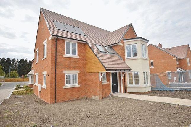 Thumbnail Semi-detached house for sale in Goodearl Place, Princes Risborough