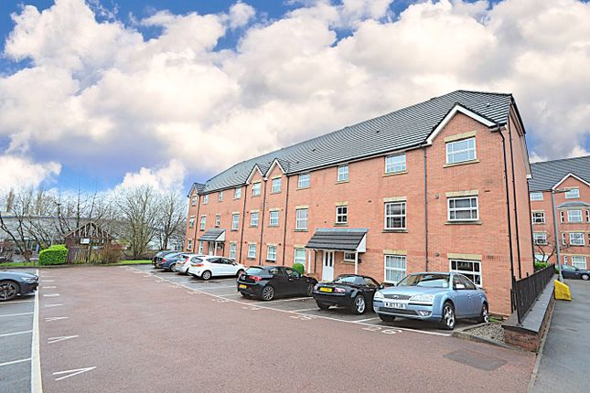 Thumbnail Flat for sale in Royal Court Drive, Bolton