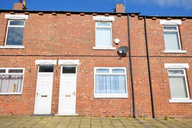 Thumbnail Terraced house for sale in Wilson Street, Eldon Lane, Bishop Auckland