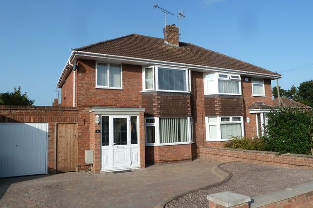 Thumbnail Semi-detached house for sale in Liddington Road, Gloucester