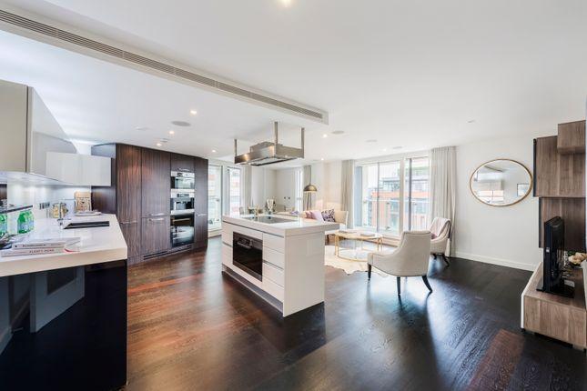 Thumbnail Flat to rent in Gatliff Road, Chelsea, London