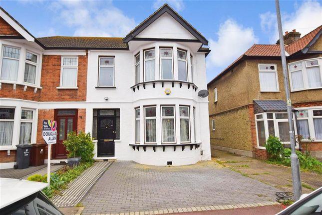 Thumbnail Semi-detached house for sale in Dunkeld Road, Dagenham, Essex