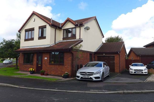 Thumbnail Detached house for sale in Warren Drive, Thornton-Cleveleys