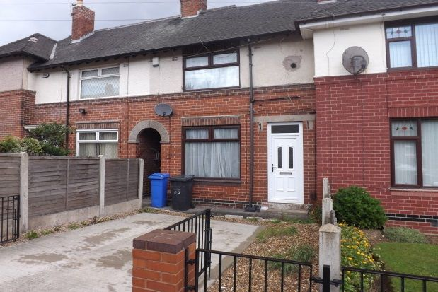 Thumbnail Terraced house to rent in Cawdor Road, Arbourthorne, Sheffield