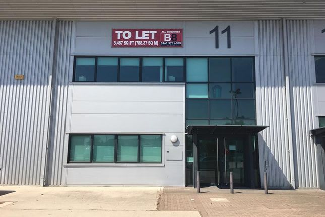 Thumbnail Light industrial to let in Unit 11, Premier Park, Acheson Way, Manchester, Greater Manchester