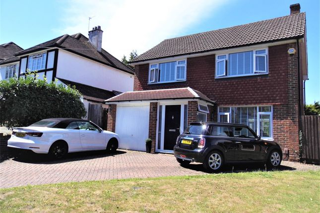 4 bed detached house for sale in Riddlesdown Road, Purley CR8