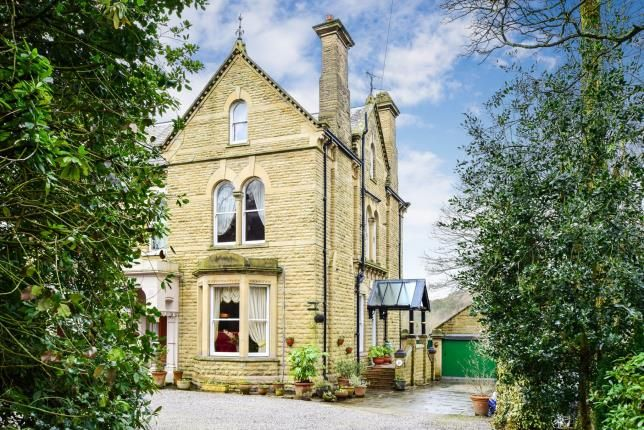 Thumbnail Semi-detached house for sale in Mottram Road, Stalybridge, Cheshire, United Kingdom