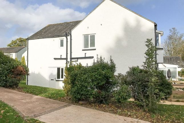Thumbnail End terrace house for sale in 21 Highcroft Park, Chudleigh, Newton Abbot