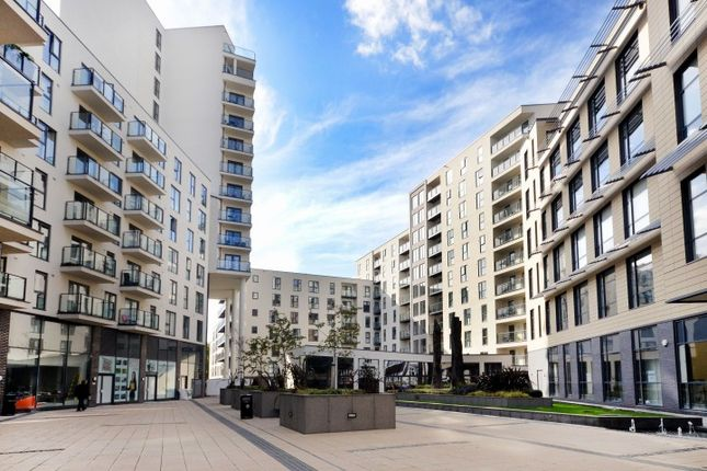 Thumbnail Flat to rent in Olympian Heights, Guildford Road, Woking, Surrey