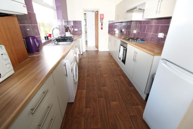 Thumbnail Terraced house to rent in Plungington Road, Preston