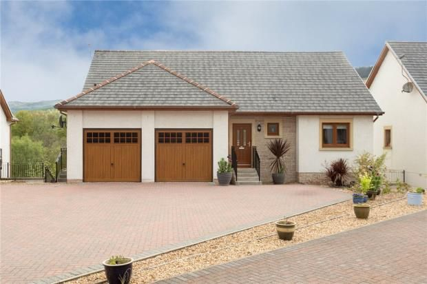 Thumbnail Detached house for sale in Birch Gate, Dunoon, Argyll And Bute