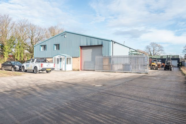 Thumbnail Industrial for sale in Foss Way, Colburn