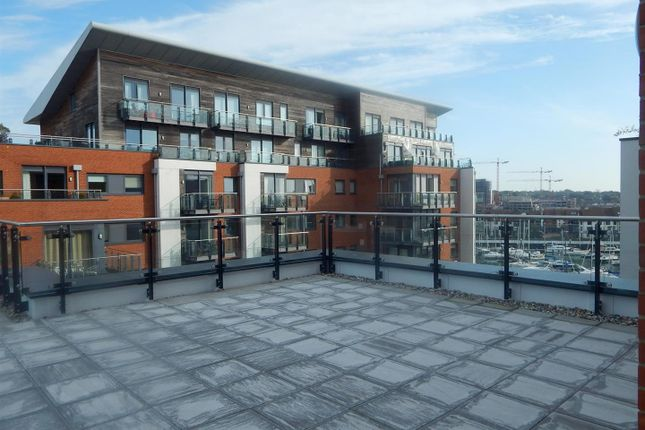 Thumbnail Property to rent in Admirals Quay, Ocean Way, Southampton
