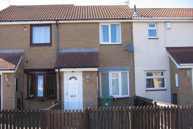 Thumbnail Terraced house to rent in Hayton Close, Cramlington