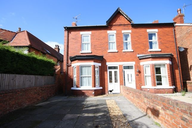 Thumbnail Semi-detached house for sale in Bedford Road, Birkdale, Southport