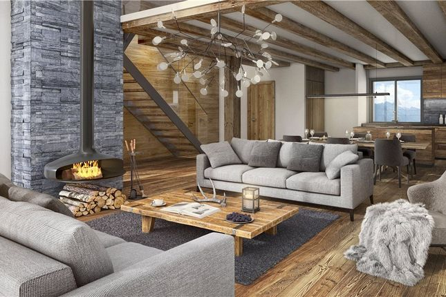 Thumbnail Property for sale in Hedonia Alpine Residence, Vaud, Switzerland