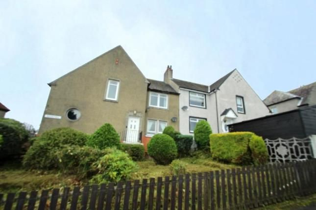 Exterior of Moffathill, Airdrie, North Lanarkshire ML6