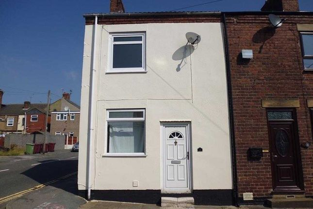 Thumbnail End terrace house to rent in Slater Street, Clay Cross, Chesterfield