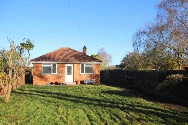Thumbnail Detached bungalow for sale in Brent Road, Cossington, Bridgwater